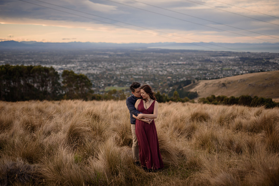 JK-Christchurch-Pre-Wedding-Photos-Emma-Brittenden-Port-Hills-18