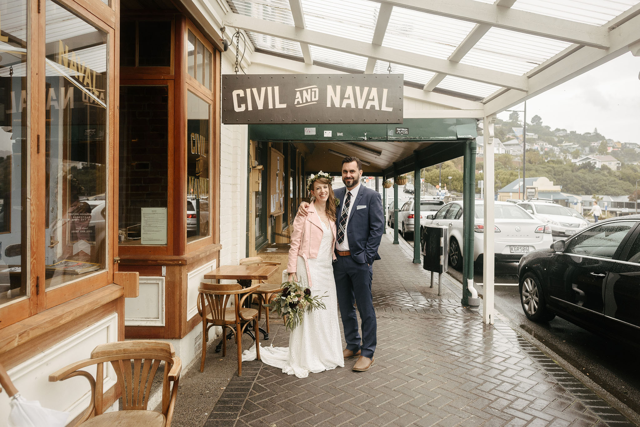 Outside Civil and Naval