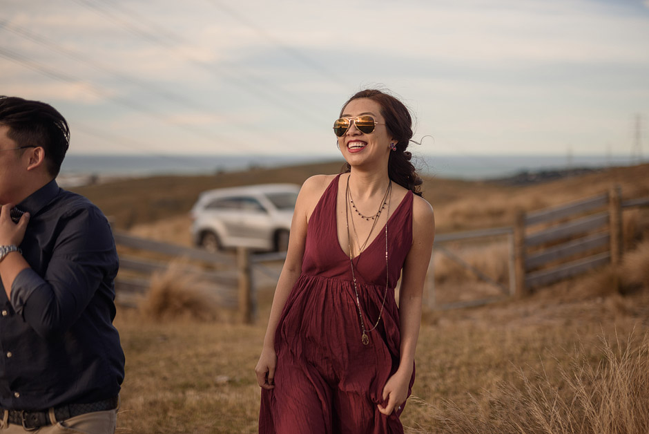 JK-Christchurch-Pre-Wedding-Photos-Emma-Brittenden-Port-Hills-15