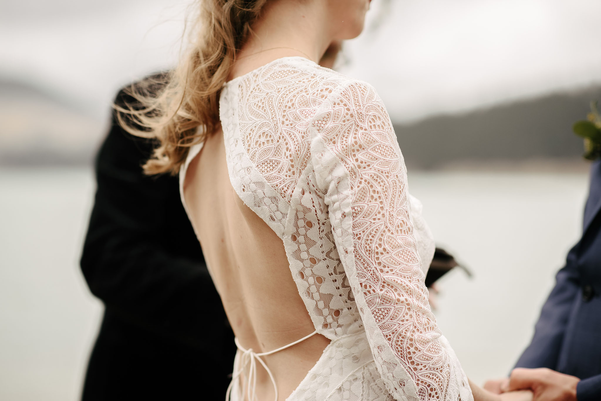 Rue de Seine boho wedding dress