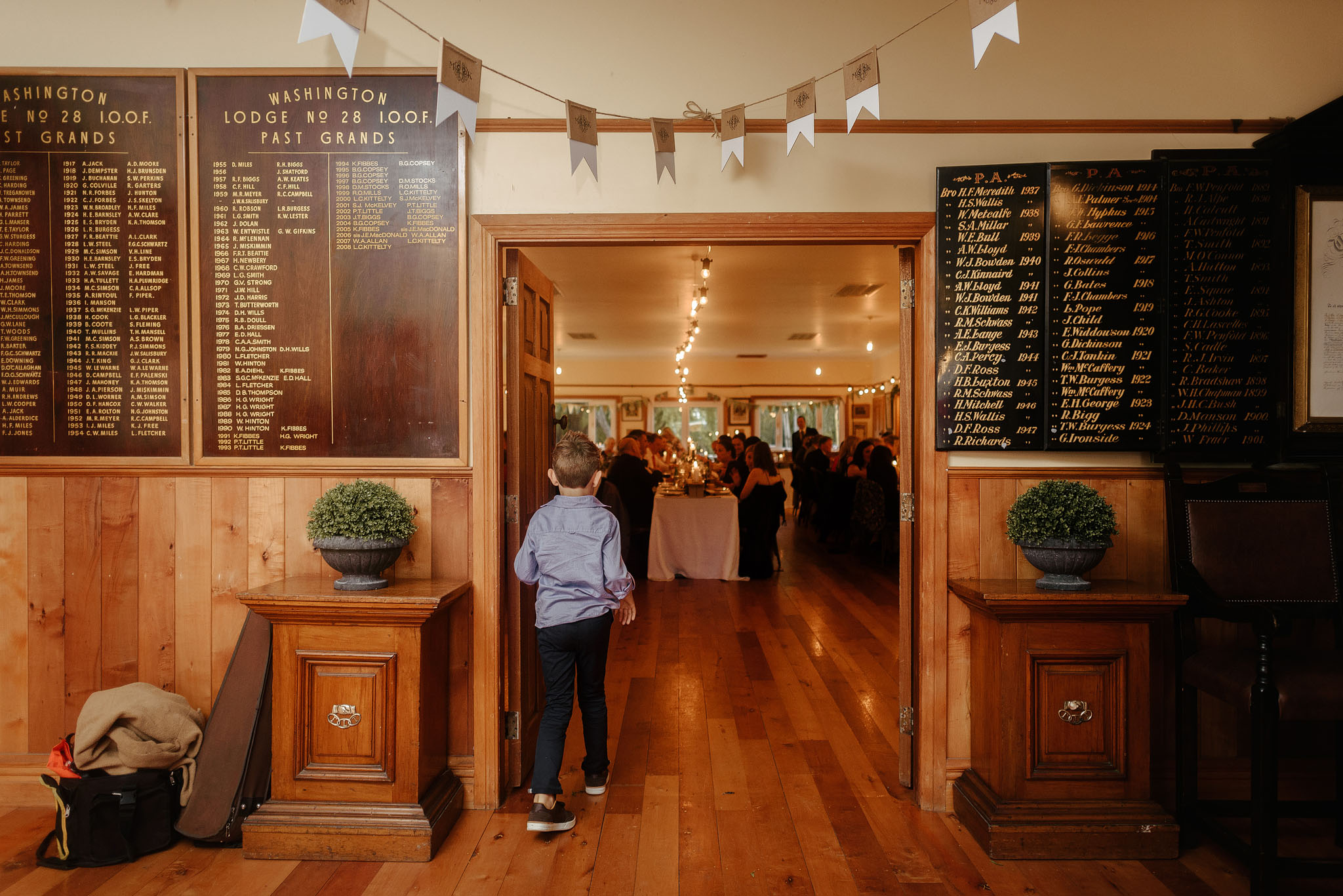 Ferrymead Historic Societies Hall