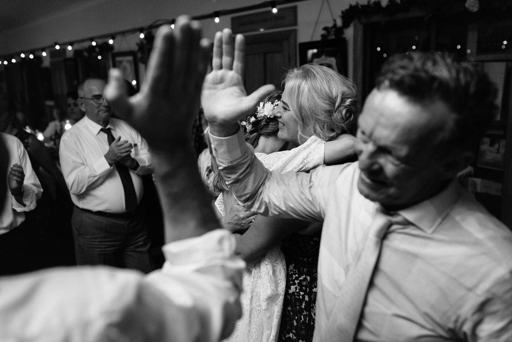 Christchurch wedding DJ first dance dancefloor